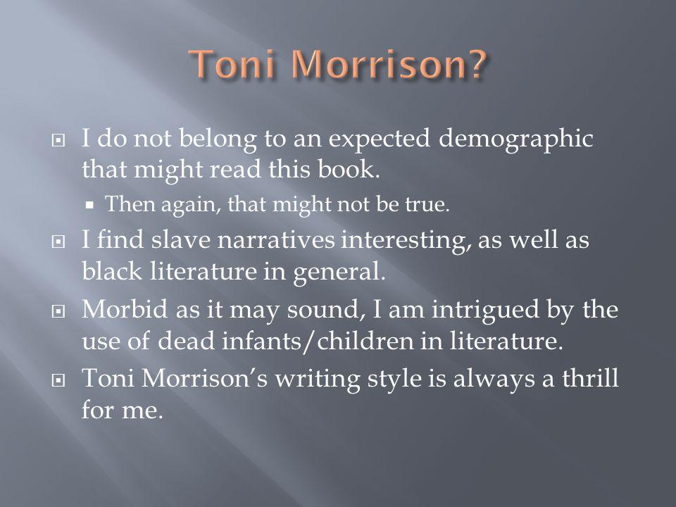 How does the author establish a memorable narrative voice?