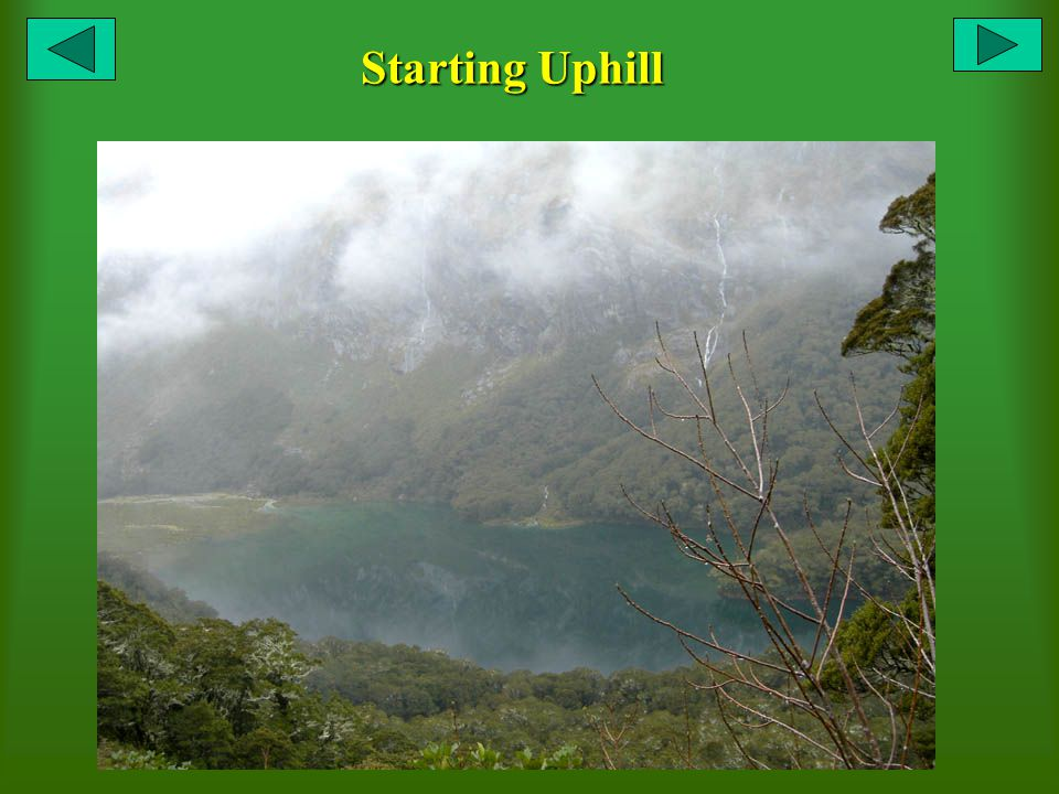 Starting Uphill