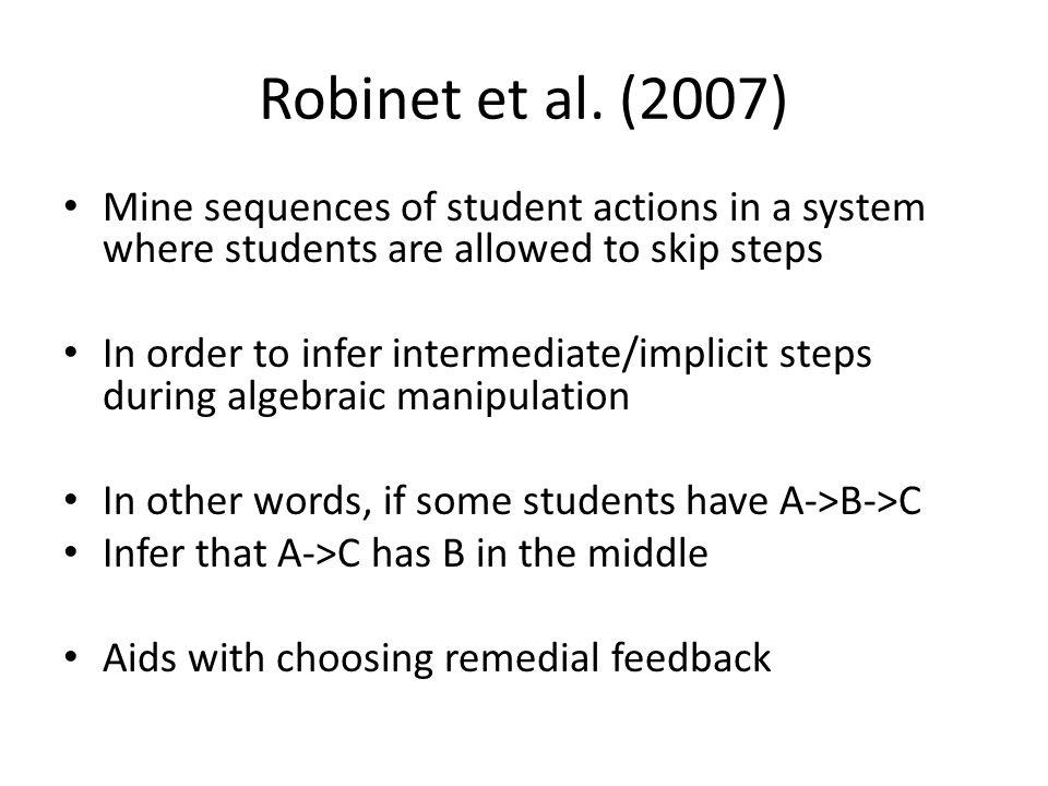 Robinet et al.