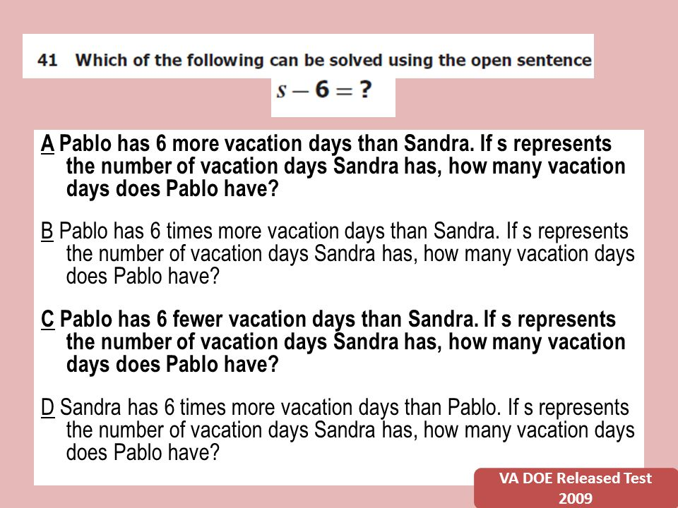 Which could be solved using this number sentence.A Sarah bought 6 boxes of candy.