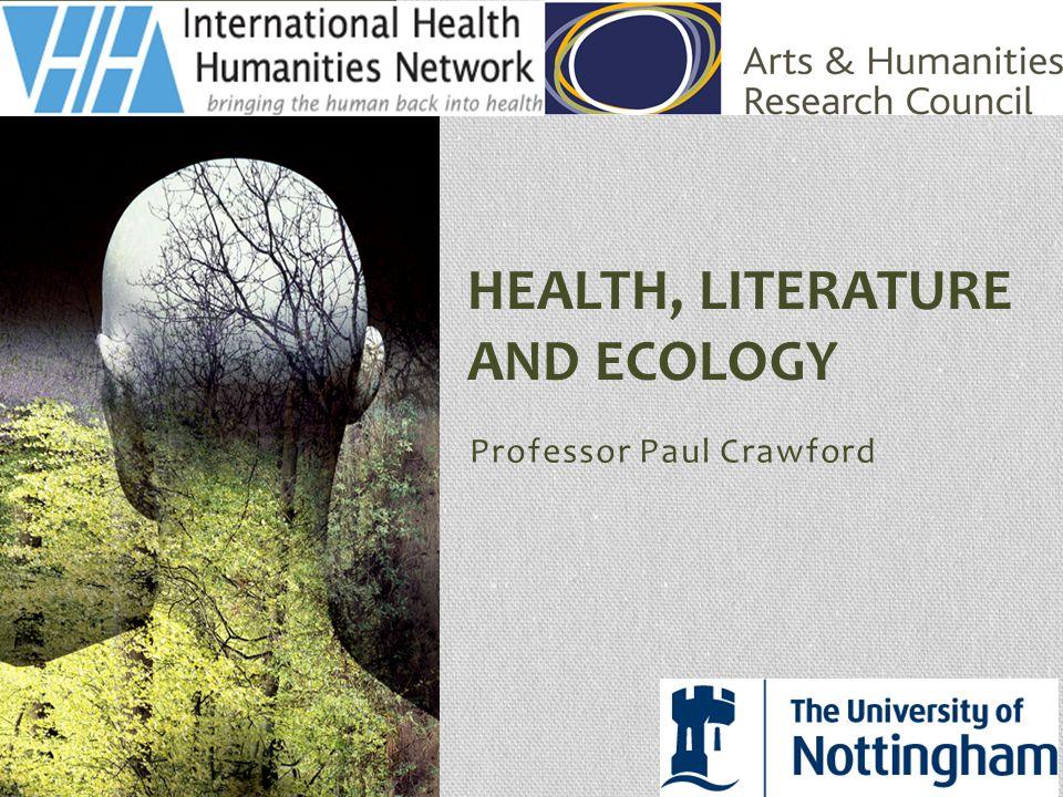 Professor Paul Crawford
