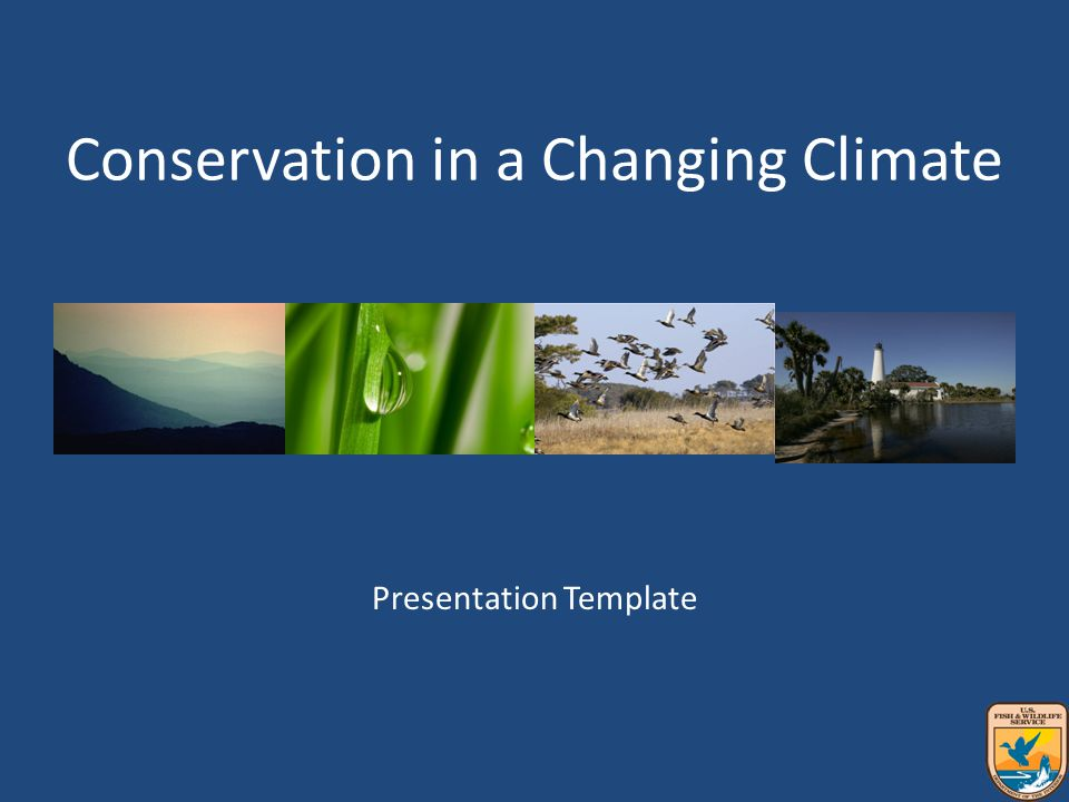 Climate change is the transformational conservation challenge of our time, not only because of its direct effects on species and habitats but because of its influence on other stressors that threaten our natural resources.