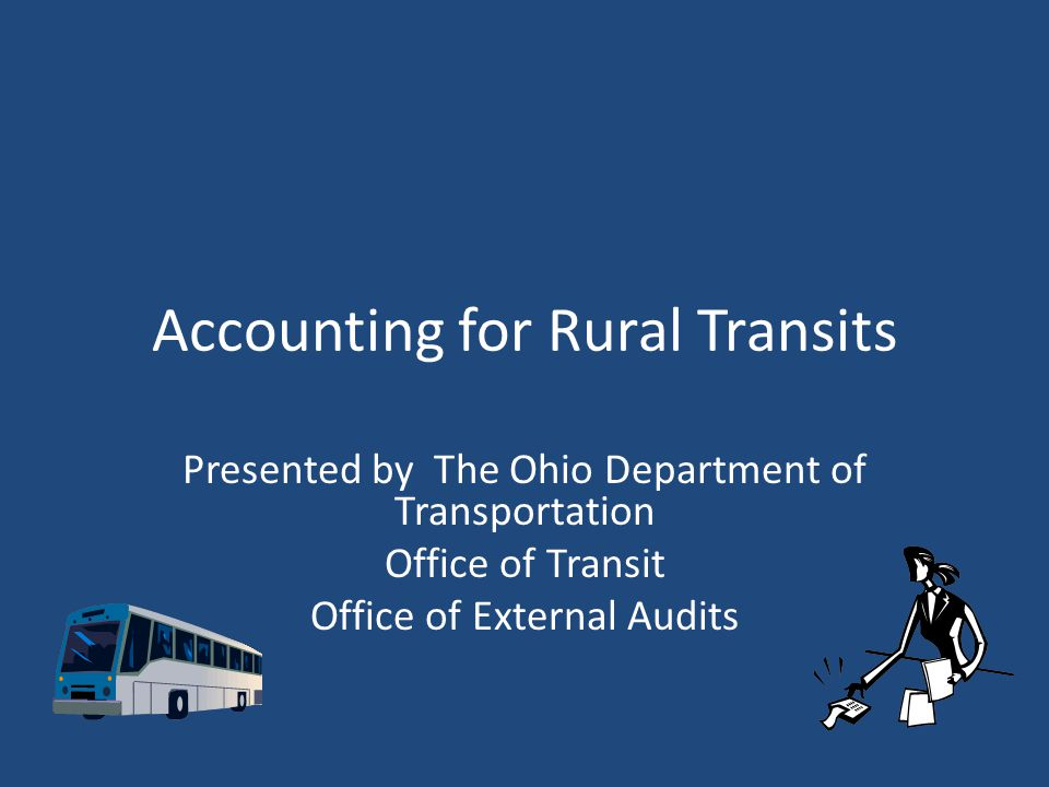 Examples of Eligible Expenses Property Taxes – Based upon valuation of property owned by Transit Vehicle Licensing and Registration Fees – Only Transit Vehicles Non-Profits would need to include on invoice to ODOT