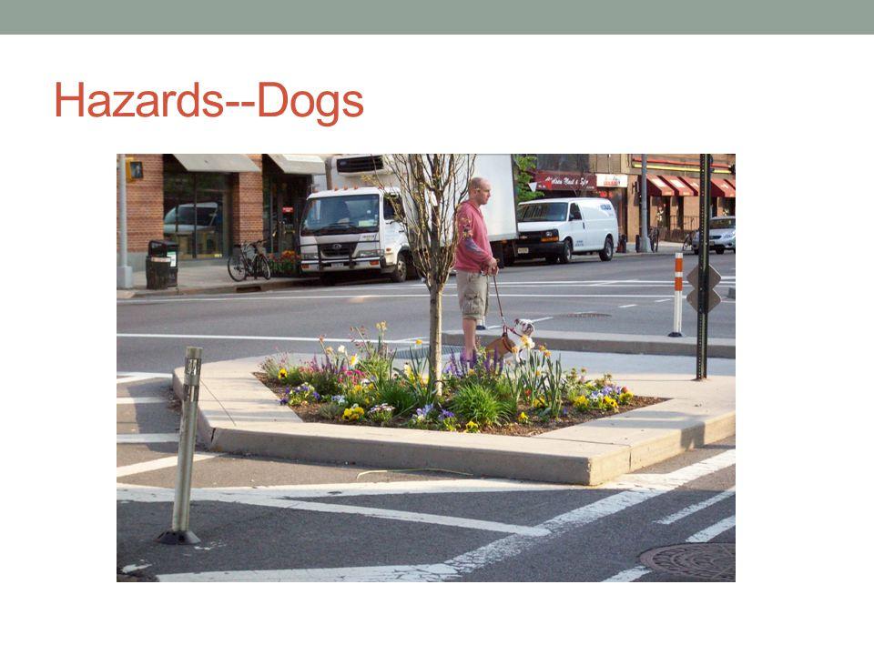Hazards--Dogs