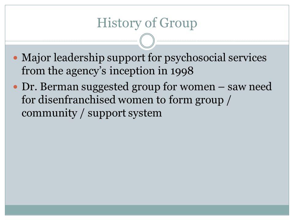 Group design Dr.