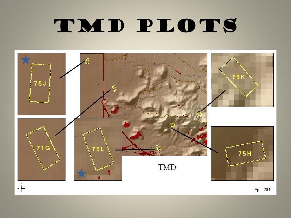 TMD Plots