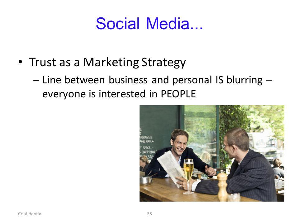 Social Media...