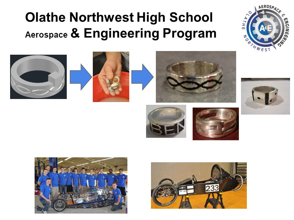 Olathe Northwest High School Aerospace & Engineering Program