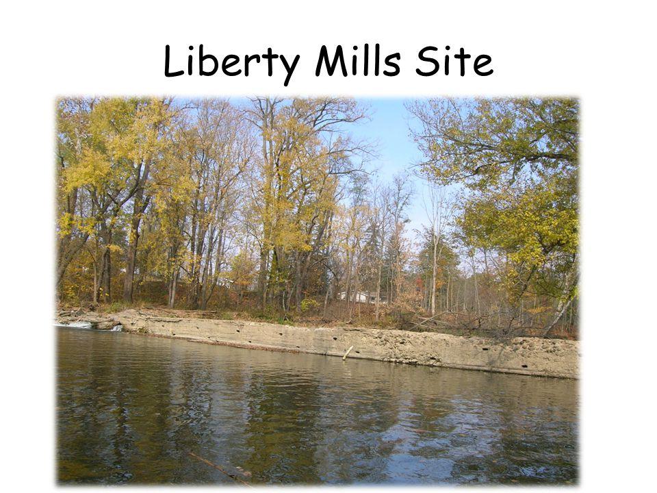 Liberty Mills Site