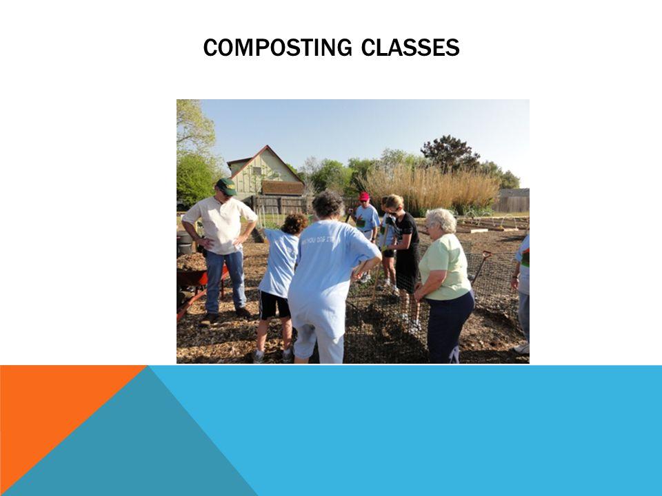 COMPOSTING CLASSES