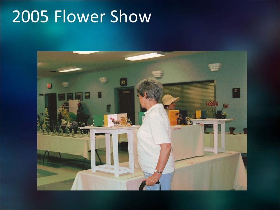 2005 Flower Show