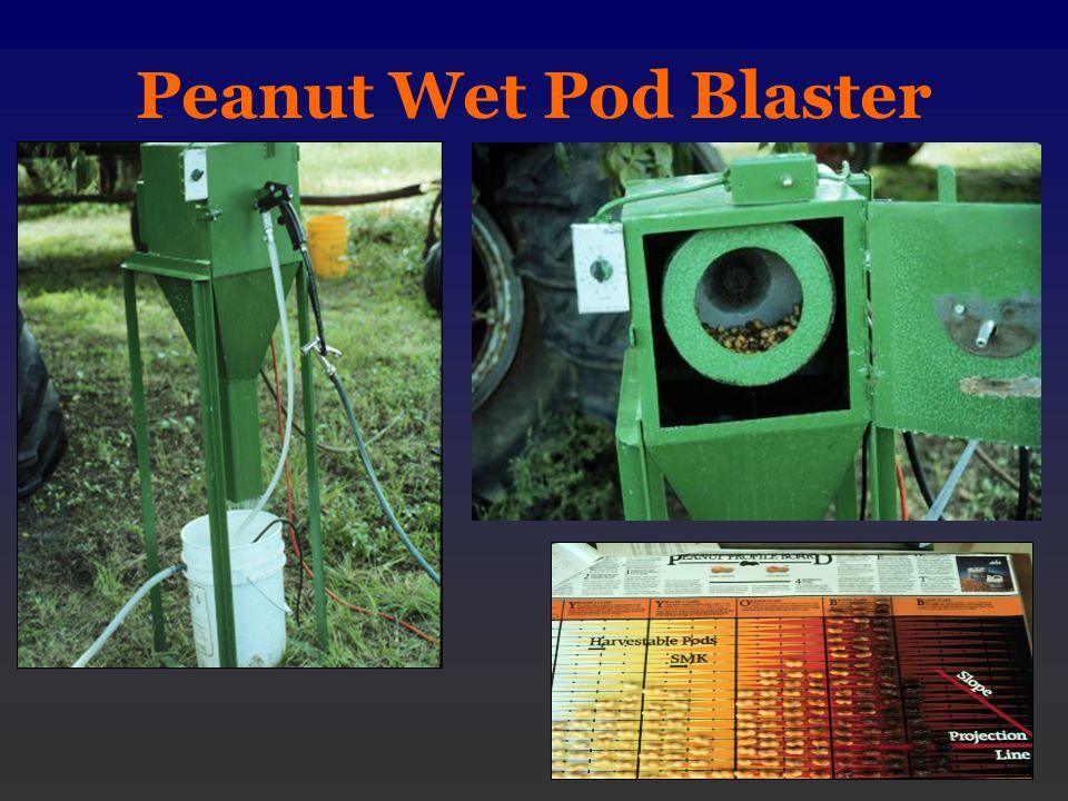 Peanut Wet Pod Blaster