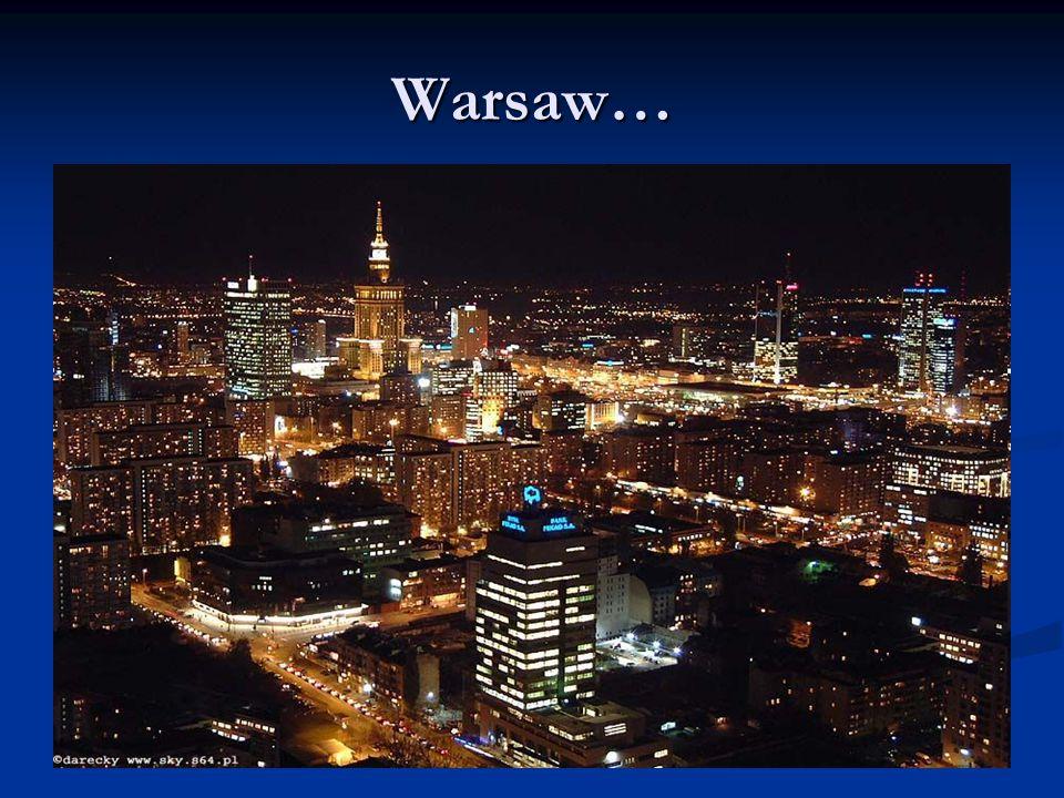 Warsaw…