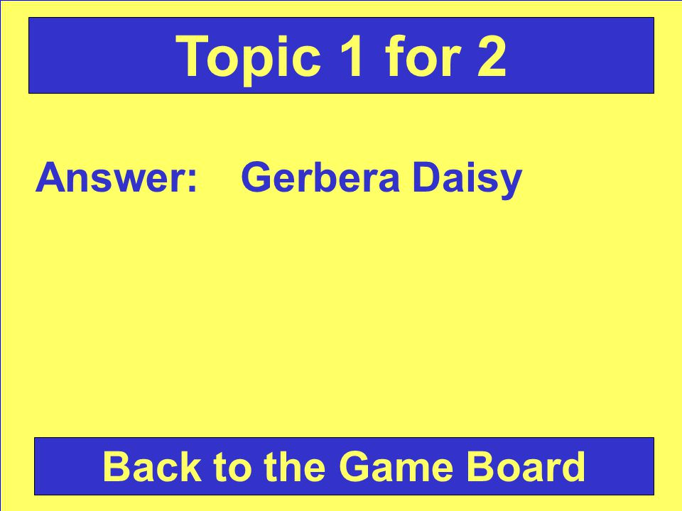 Check Your Answer Topic 2 for 3