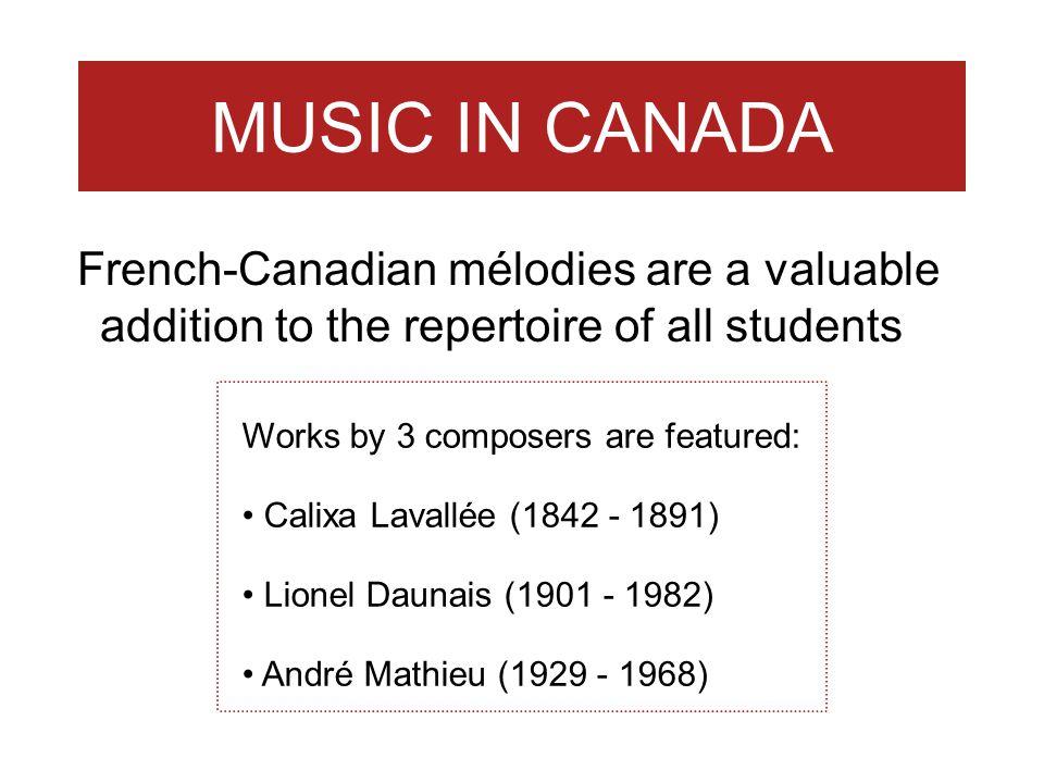 CHANT NATIONAL CALIXA LAVALLÉE French monophthong vowel: /e/ Examples: épée, porter English diphthong vowel: / ɛ : I / Example: say Diphthong versus monophthong vowels: