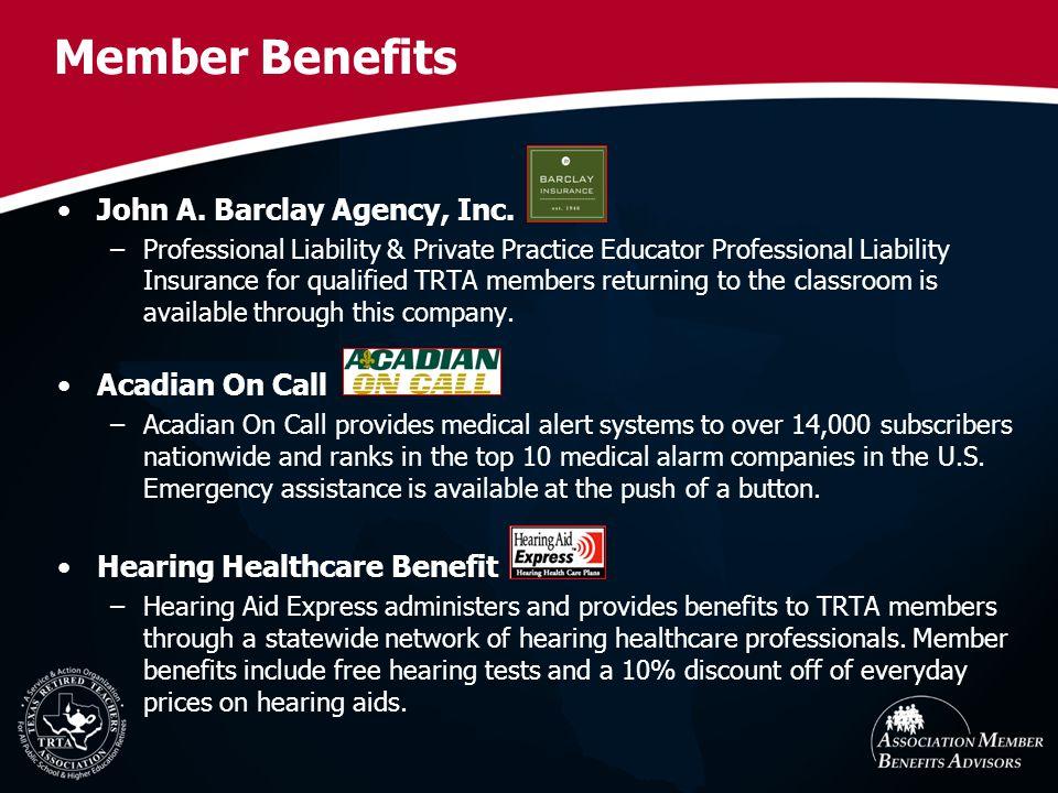 John A. Barclay Agency, Inc.