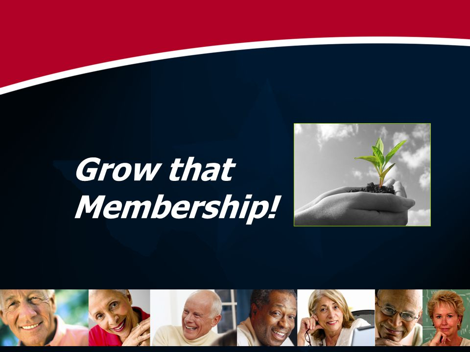 Grow that Membership!