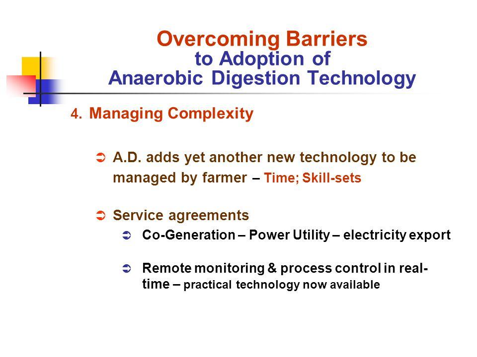 4. Managing Complexity A.D.