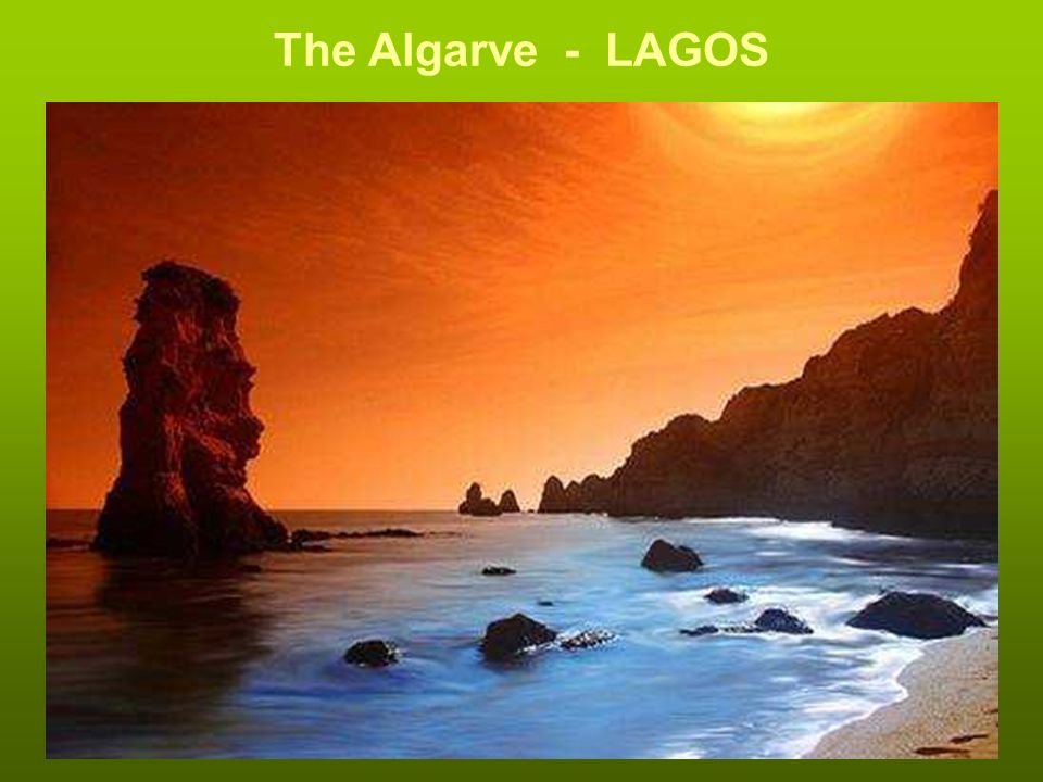 The Algarve - LAGOS