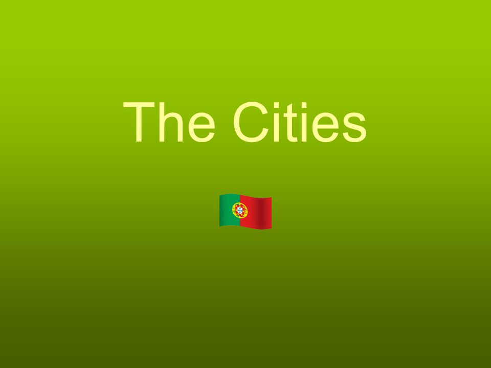 The Cities