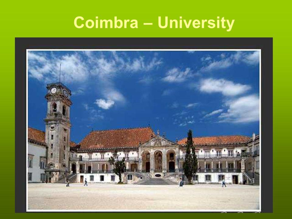 Coimbra – University