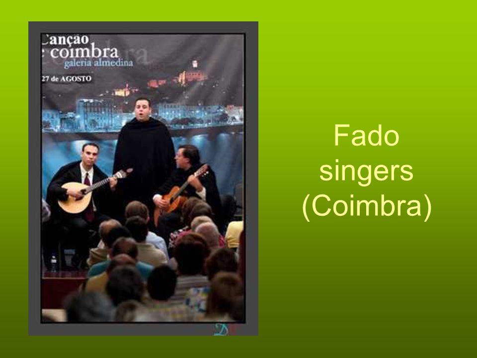 Fado singers (Coimbra)