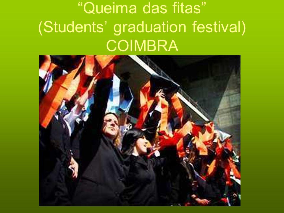 Queima das fitas (Students graduation festival) COIMBRA
