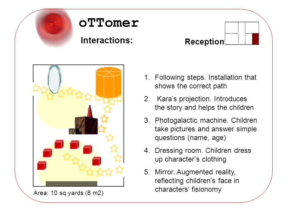 oTTomer Reception 1.Following steps. Installation that shows the correct path 2.