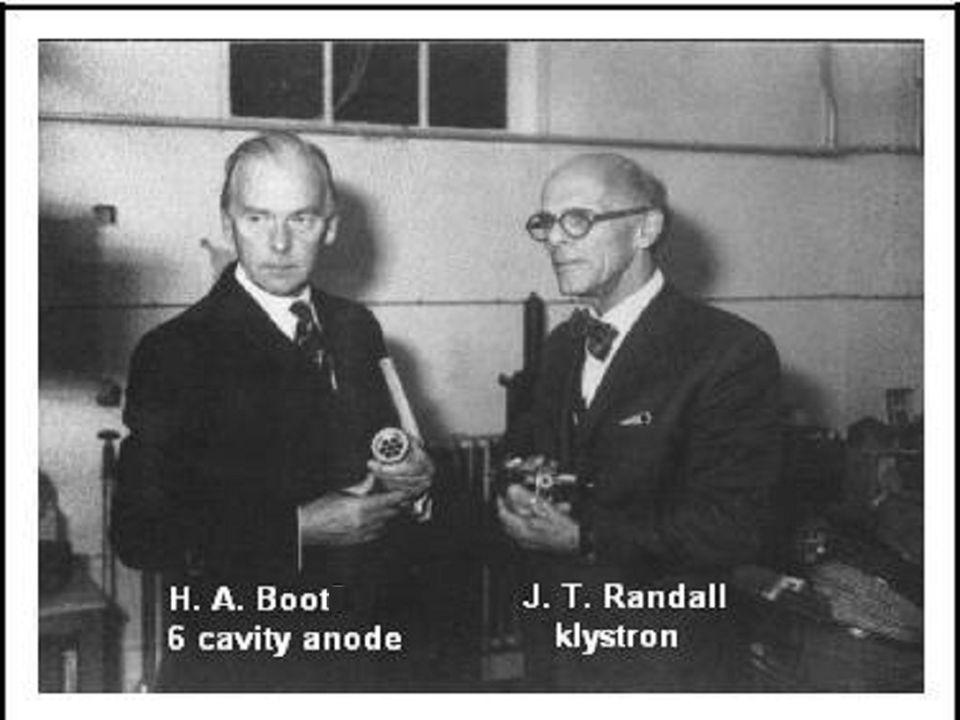 G0MDK 14 J. T. Randall & H. T. Boot