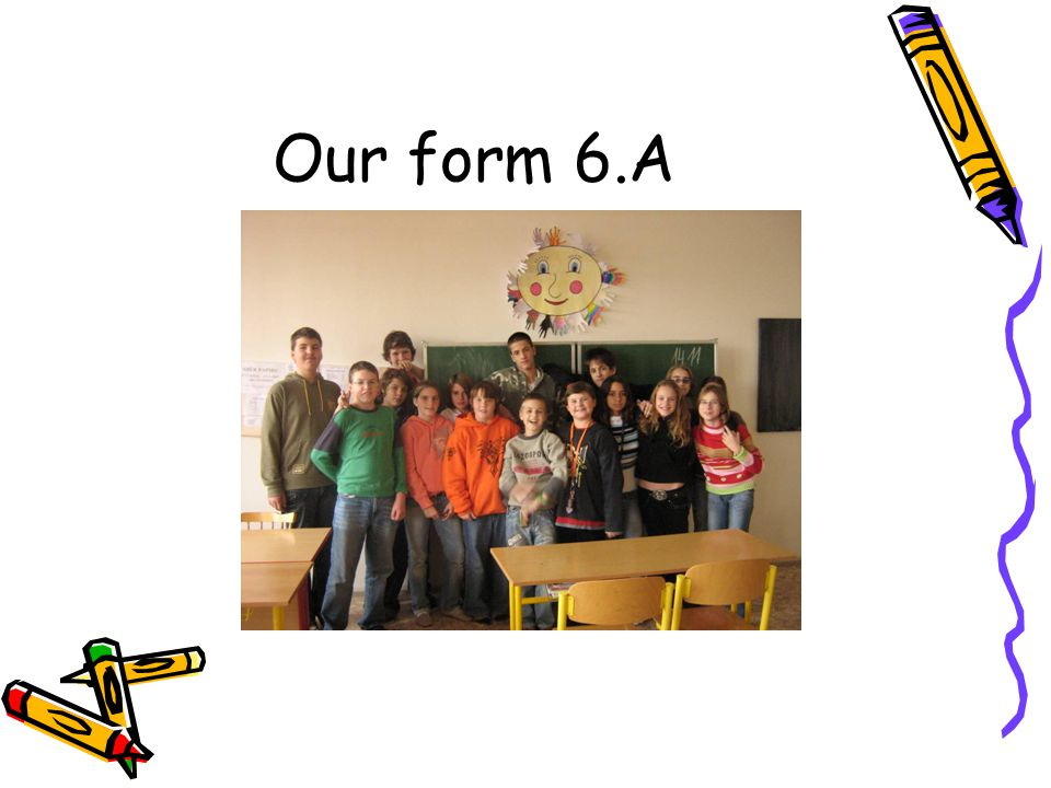 Our form 6.A