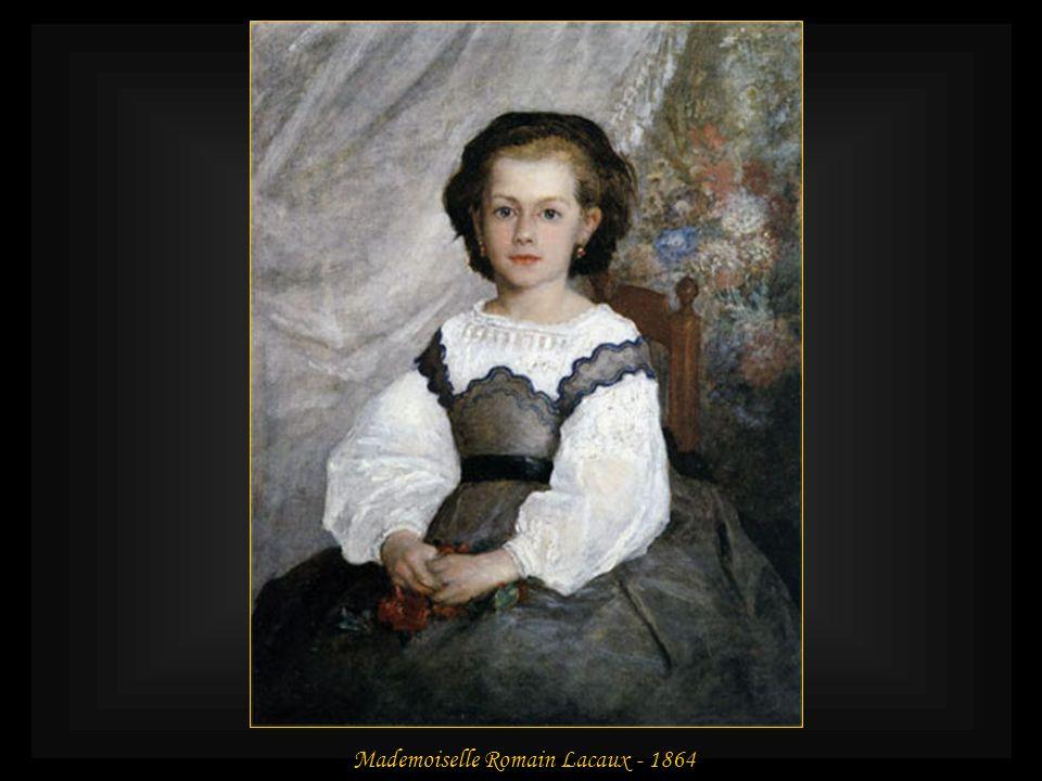 Pierre-Auguste Renoir 1841-1919