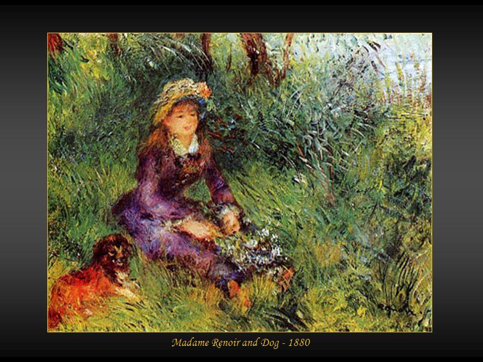 Young Girl Sleeping - 1880