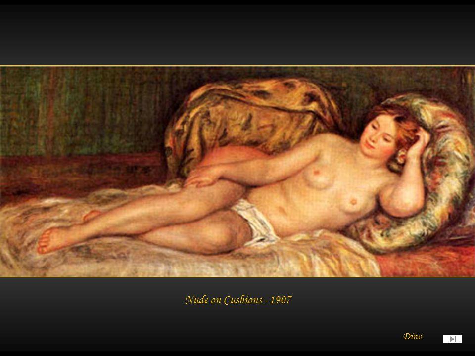 Sleeping Bather - 1897