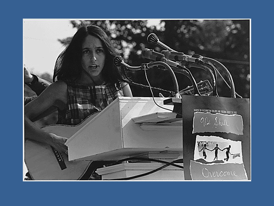 This folk singer was one of the headliners at Woodstock and has been leader in the Peace Movement since the 1960s.