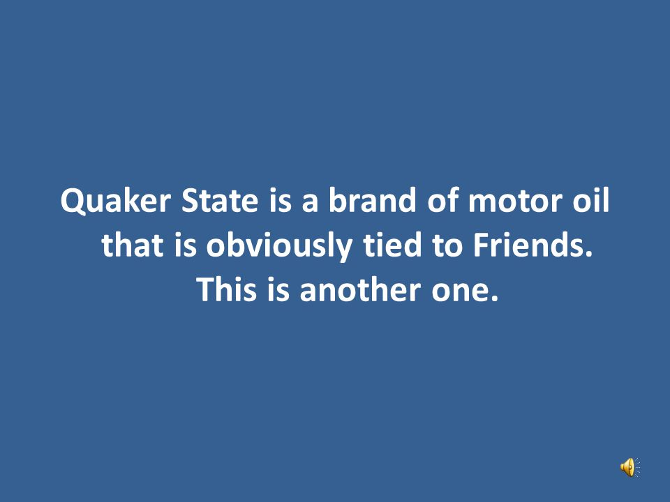 What is Quaker Oats