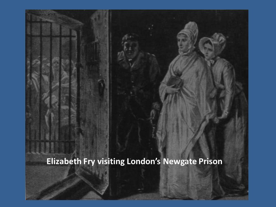 Who was Elizabeth Fry