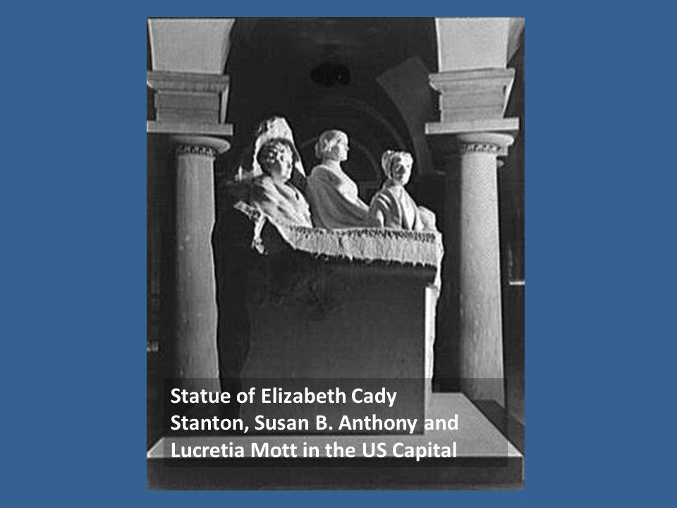 Who was Lucretia Mott