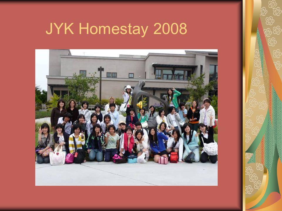 JYK Homestay 2008