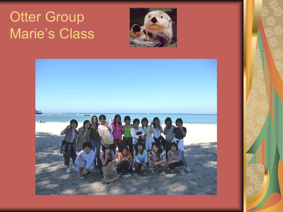 Otter Group Maries Class