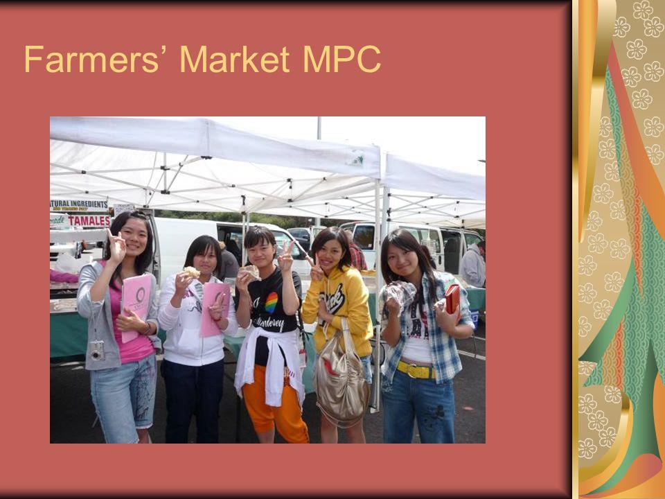 Farmers Market MPC