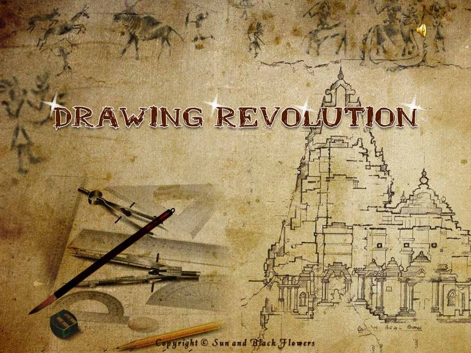 Stone Age Our ancestors when living in caves used drawings as a form of communication.