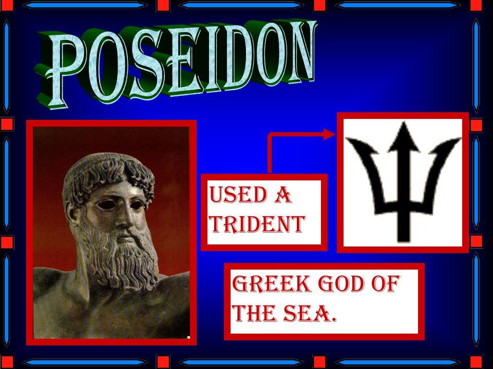 Greek god of the under world