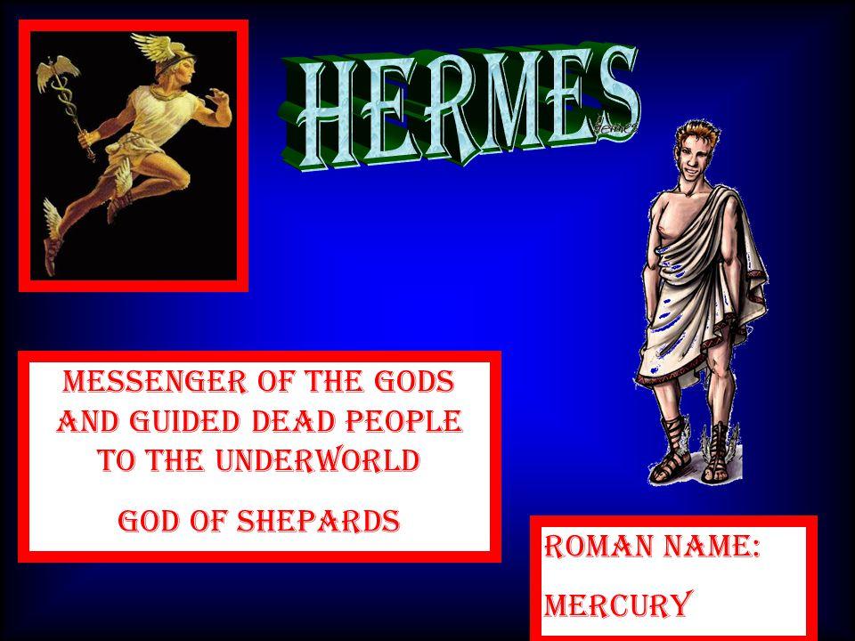 GREEK GOD OF THE HEARTH