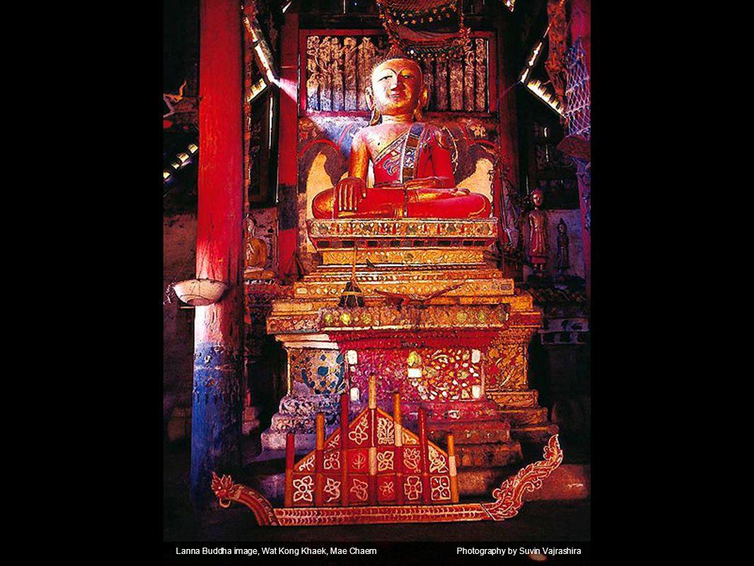 Buddha images, Chiang Dao CavePhotography by Ittipon Elajukanon