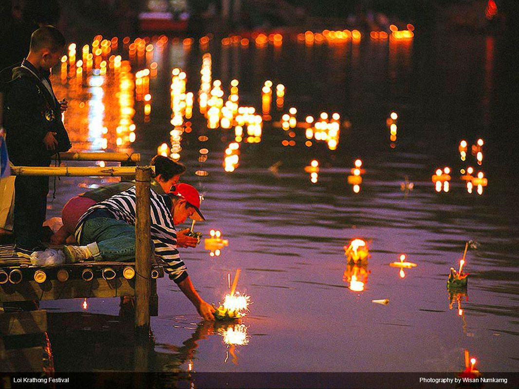 Loi Krathong FestivalPhotography by Within Design