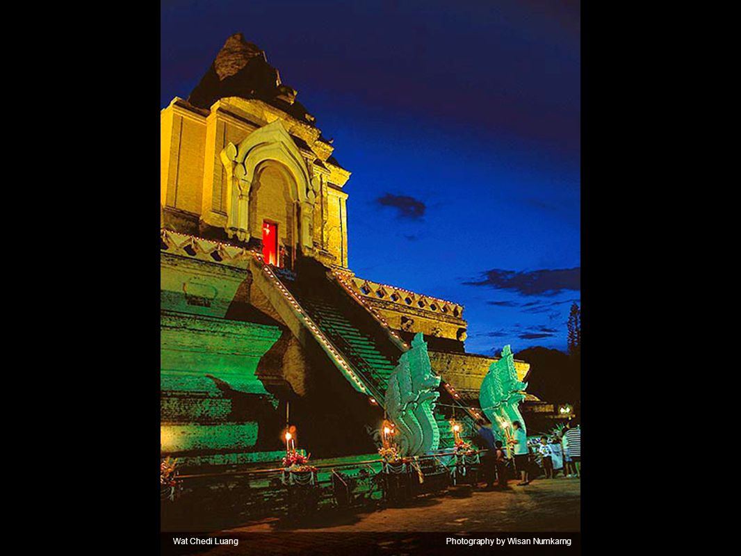 Wat Saen FangPhotography by Wisan Numkarng