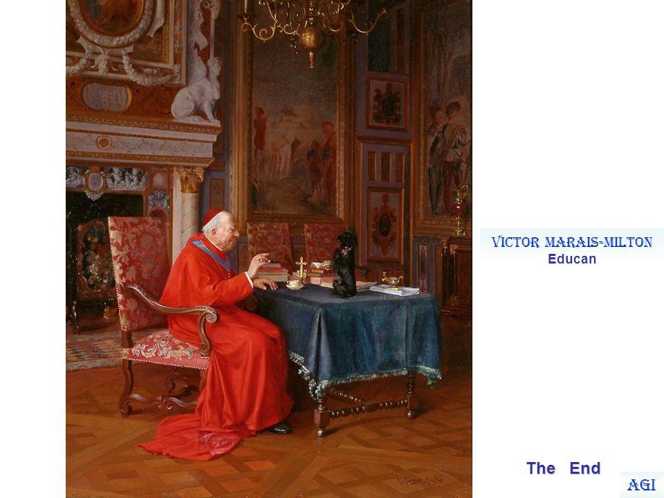 Victor Marais-Milton Cardinal reading a paper Agi