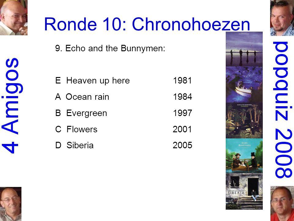Ronde 10: Chronohoezen 9.