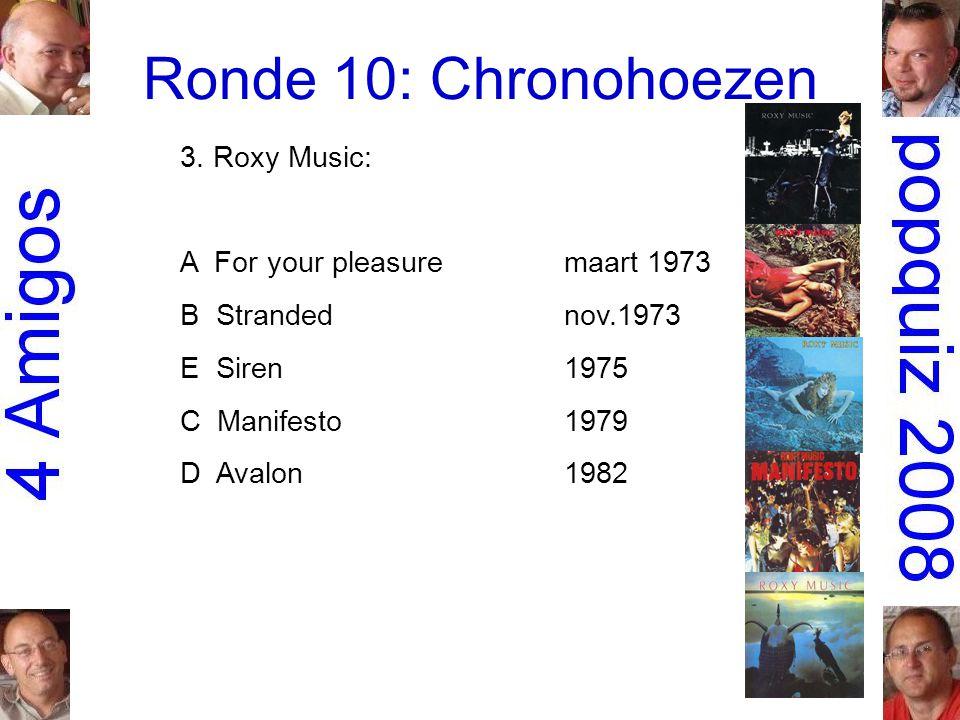 Ronde 10: Chronohoezen 3.