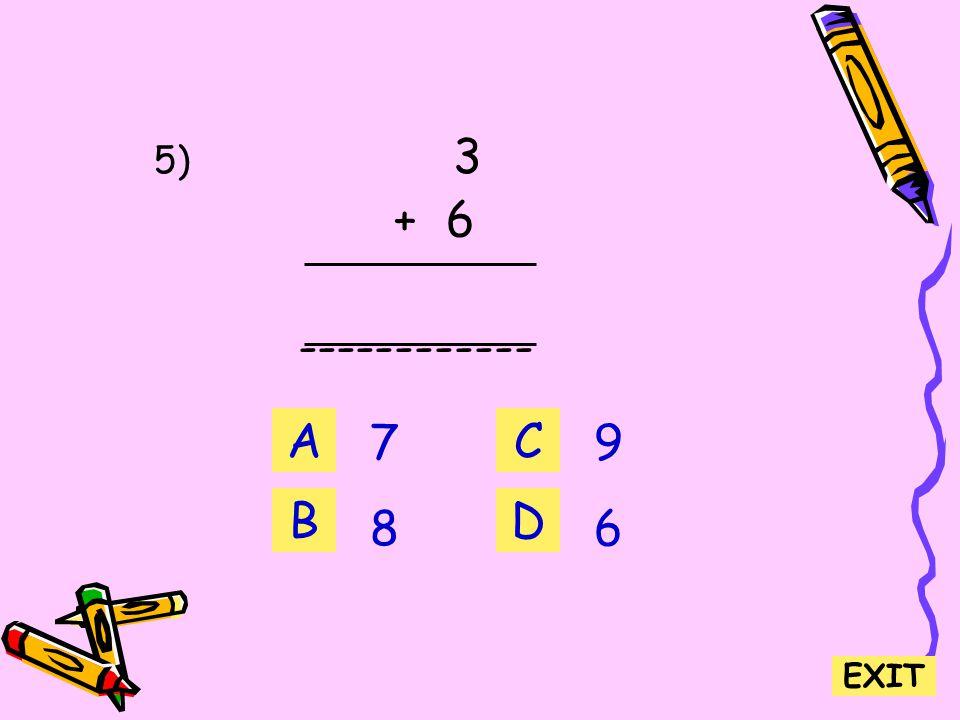 + A B C D 7979 6868 4)